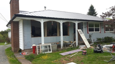 bungalow remodel before