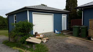 garage remodel after